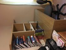 Desk with book holder in Houston, Texas