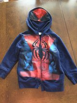 Boys Spider-Man Jacket in Naperville, Illinois