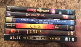 Christian Historical and Moving Movies in Kingwood, Texas