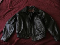 Kids Leather Jacket in Cherry Point, North Carolina