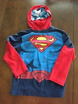 Boys Superman Shirt in Naperville, Illinois