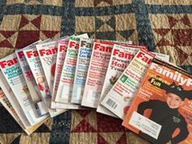 FAMILY FUN MAGAZINES-perfect for class parties in Aurora, Illinois