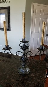 Large candle holder candelabra in Naperville, Illinois