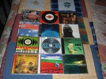 13 70'S 80'S 90'S ALTERNATIVE ROCK CD'S in Sacramento, California