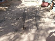 Petco Dog Cage in Yucca Valley, California
