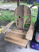 Punisher Pallet Chair in Leesville, Louisiana