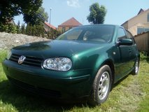 Golf 4 1.8 4door  with new inspection in Ansbach, Germany