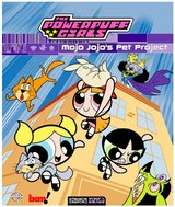 Powerpuff Girls Mojo Jojo's Pet Project 2001 Collectibles Rare OOP Games PC in Yorkville, Illinois