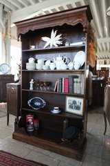 one of a kind solid oak bookshelves in Ramstein, Germany