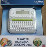 NEW BROTHER LABEL MAKER in Yorkville, Illinois