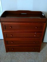 Dresser and changing table in Fairfield, California