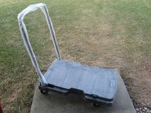Rubbermaid 500-lb capacity triple trolley in Morris, Illinois