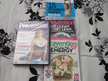 Prevention Tummy Trimming&Yoga DVD-Workout & Get Healthy Kit in Sacramento, California