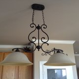 Island/bar/pool table light in Oswego, Illinois