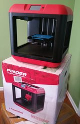 3D Printer FlashForge Finder NEW in Fort Campbell, Kentucky