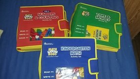 math kits for K-2 students in Camp Lejeune, North Carolina