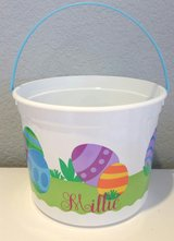 Easter Buckets - Personalized with Name in Conroe, Texas