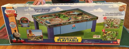 Thomas Grow-With-Me Train Table in Naperville, Illinois