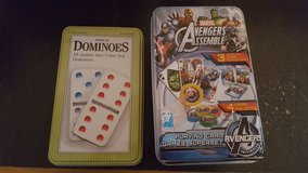 Games in a Tin in Yorkville, Illinois