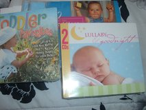 8 cd's of baby & Toddler kids music in Sacramento, California
