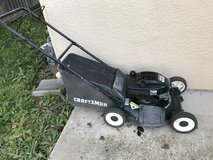 Craftsman Lawn Mower in Travis AFB, California