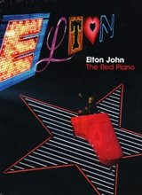 ELTON JOHN The Red Piano DVD (2 DVD/2 CD) BOXSET LIVE/New in Sacramento, California