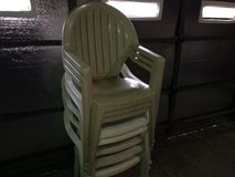Out door chairs in Fort Knox, Kentucky