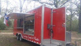 2014 concession trailer in Baytown, Texas