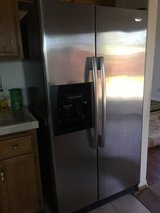 Whirlpool fridge in excellent condition in Travis AFB, California