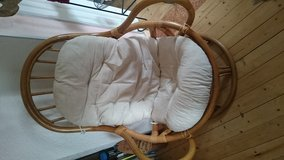 Swinging chair in Baumholder, GE