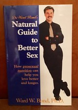 """1 Case of Free Books """"Natural Guide to Better Sex"""" in Liberty, Texas"""