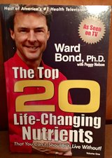 """Free 23 Cases of Books """"Nutritional Living Top 20 Life Changing Nutrients"""" in Liberty, Texas"""