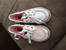Sperry top sider girls boat shoes 9.5 in Ramstein, Germany
