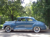 1947 Plymouth in Bolingbrook, Illinois