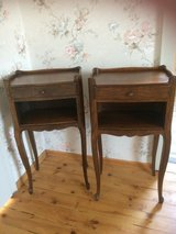 2 nice antique night stands from France in Ramstein, Germany