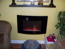 Electric Fireplace in Cherry Point, North Carolina