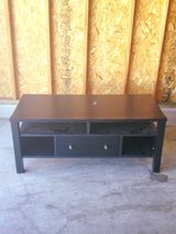 black tv stand in Fort Irwin, California
