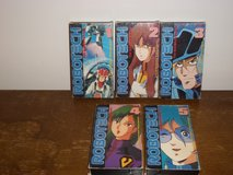 Robotech VHS Movies in Fort Campbell, Kentucky