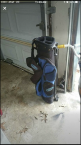 Kids Golf Bag in Baytown, Texas
