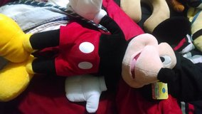 New with Tags 2 feet tall Disney Mickey Mouse plush toy in 29 Palms, California