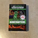 Minecraft Chapter Books Box Set #1 EUC in Vacaville, California
