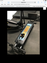 Weider Total Bodyworks 5000 Exercise Bench in Ramstein, Germany