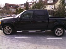 Ford F150 in Ramstein, Germany