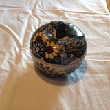 Polish Pottery Apple in Ramstein, Germany
