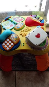 Activity table toy-Fisher Price in Plainfield, Illinois