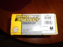Front Disc Brake Pads for Subaru Tribeca 2008 New in Box Ceramic SC1078 in Glendale Heights, Illinois