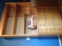 Beautiful baby dresser with changing table in San Diego, California