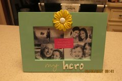 """My Hero"" Picture Frame - New w/Tag in Kingwood, Texas"