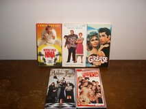 5 VHS Movies in Clarksville, Tennessee