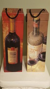 NEW - Wine Bottle Carry-a-Long with Cord in Oswego, Illinois